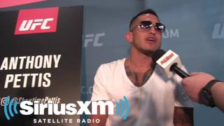 Anthony Pettis Has No Regrets About Trying Out Featherweight Video