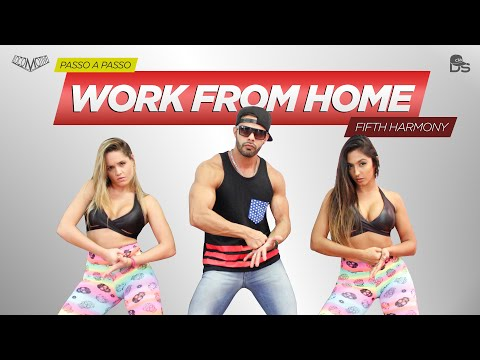Vídeo Aula - Work From Home - Fifth Harmony Cia Daniel Saboya (Coreografia)