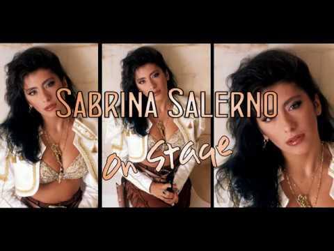Смотреть клип Sabrina Salerno - Gringo