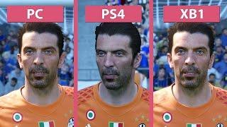 FIFA 17 Demo – PC vs. PS4 vs. Xbox One Graphics Comparison