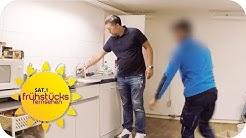 Klempner-Abzocke extrem: Wir lassen die Firma auffliegen! | SAT.1 Frühstücksfernsehen | TV