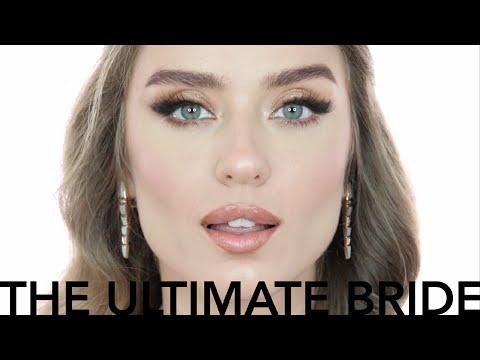 THE ULTIMATE BRIDE Makeup Tutorial Featuring Rene Borisova