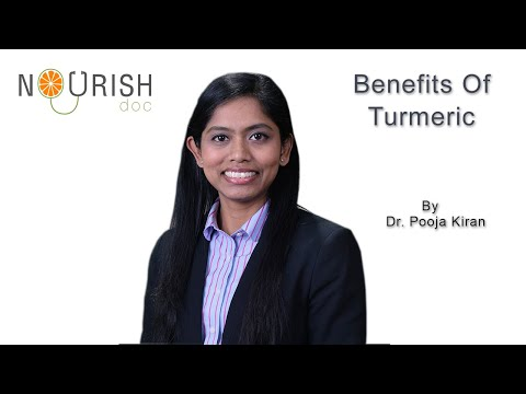 Turmeric Health Benefits & Side Effects