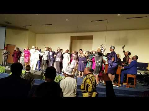 "#PraiseBreak ""Toe Tap"" – James Hall & Worship And Praise 30th Anniversary Concert"