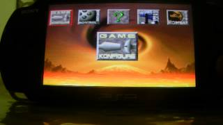 Mortal Kombat Trilogy on PSP