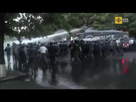 Майдан в Ереване: США организовали беспорядки в Армении