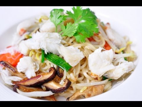 Fried Yi Noodles (Mee Sua)