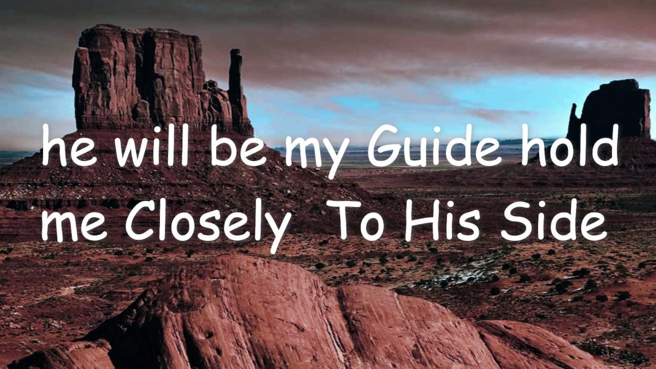 God Will Make A Way   Don Moen Religious Song [Lyrics Video]
