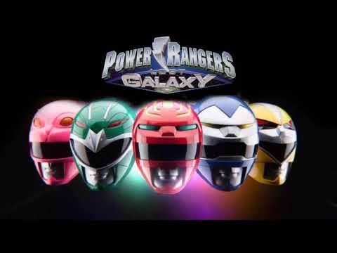 Power Rangers Lost Galaxy Full Theme High Quality