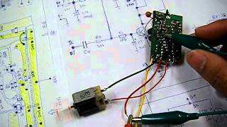 DSCF6682 27MHZ remote car H-Bridge motor control.MP4
