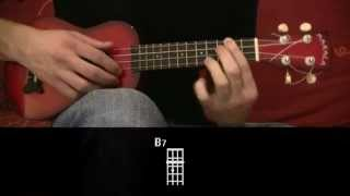 Ukulele Lesson: Only You (And you alone)