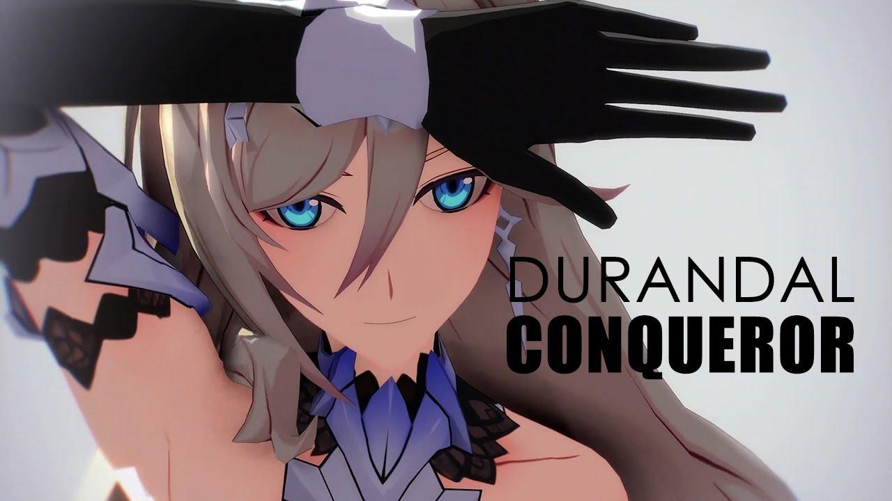 [MMD HI3] Durandal Conqueror