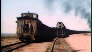 Vintage Rail Switching and Centralized Traffic Control - 1944