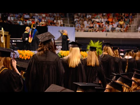 Auburn University Spring 2016 Graduation