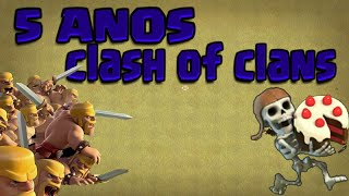 Nao remova o Bolo do clash of clans /clash of clans 5 anos #parabénsclashofclans