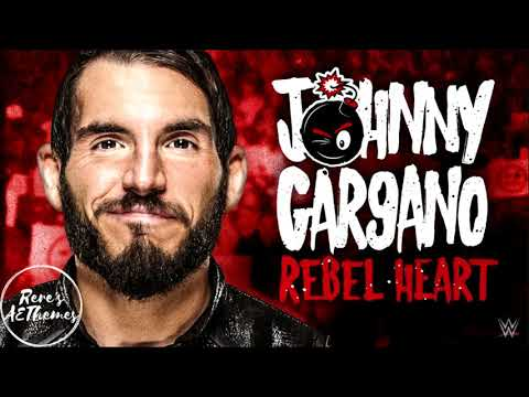 WWE: Rebel Heart (Johnny Gargano) +AE (Arena Effect)
