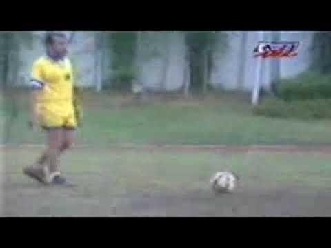 Iwan Fals Main Bola, Dok. RCTI