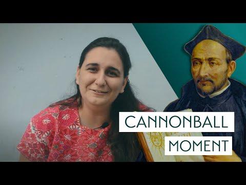 Cannonball Laura Ottaviani - Spiritual Exercises in times of crisis