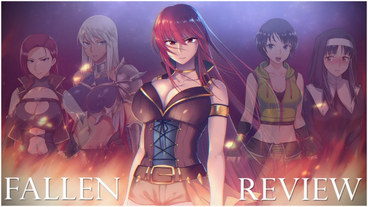 [Krystallize's Review #3] Fallen - Makina and the City of Ruins - YouTube
