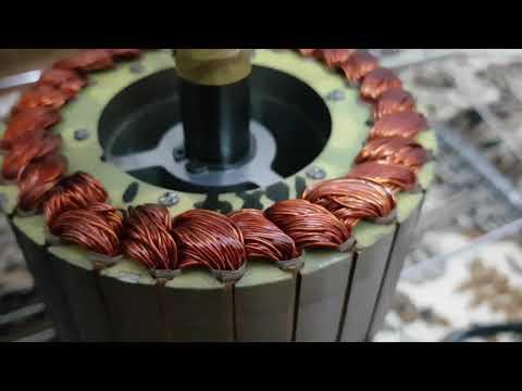 Лакировка мотор колеса электро самокат Zapcool часть2