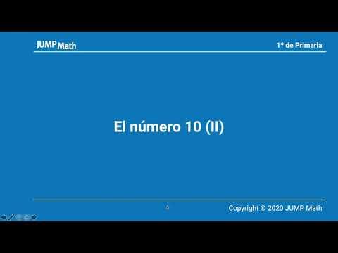 1. Unidad 8. El múmero 10 II