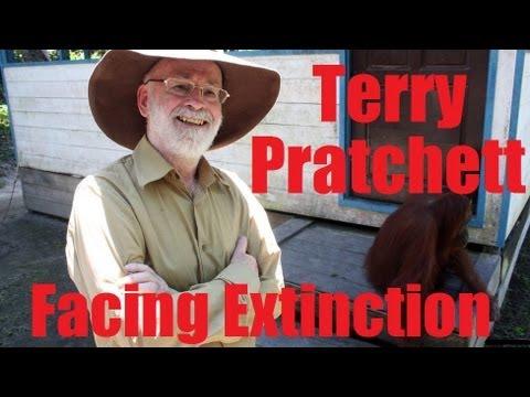 Terry Pratchett - Facing Extinction