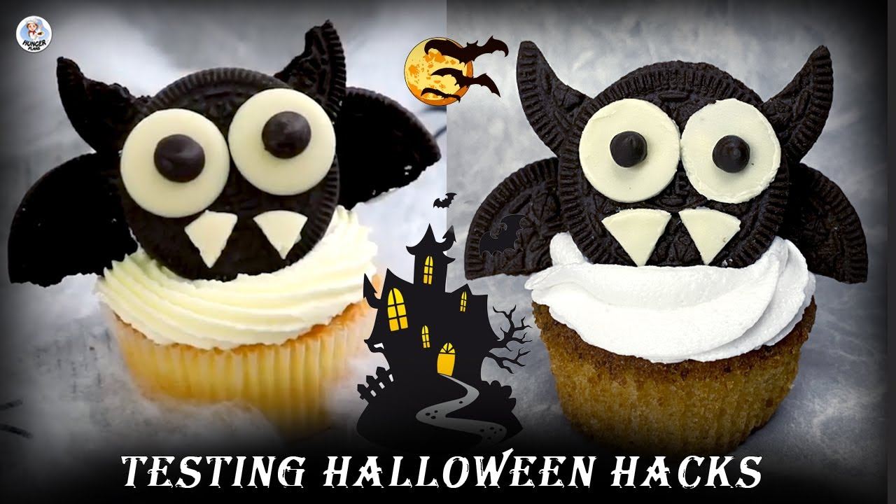 Testing Out Viral Food Hacks By TASTY Buzzfeed | Testing Out Halloween Food Hacks |Tasty Tested| H P