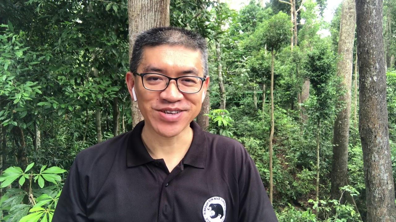 Ours malais : présentation du Bornean Sun Bear Conservation Centre par le Dr Siew Te Wong
