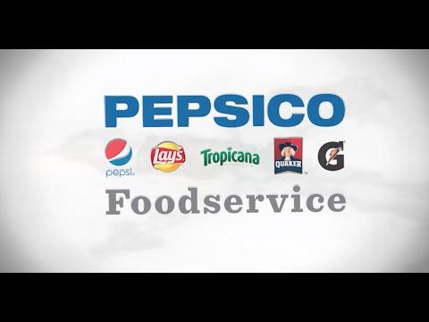 PepsiCo Food Service Branded Video