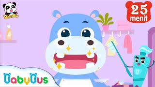 Bayi Panda Ingatlah Untuk Menyikat Gigi | Lagu Anak anak | BabyBus Bahasa Indonesia Terbaru 2021