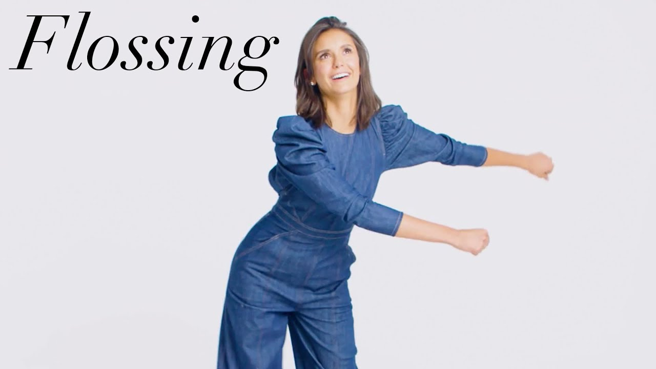 Nina Dobrev Tries 9 Things She's Never Done Before