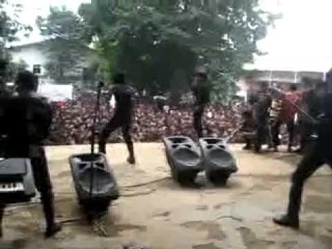 video kalip konser gothic tanah kuburan