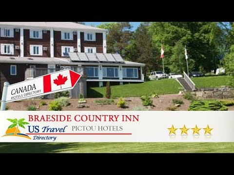 Braeside Country Inn - Pictou Hotels, Canada