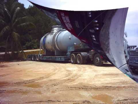 Malaysia Project Logistics