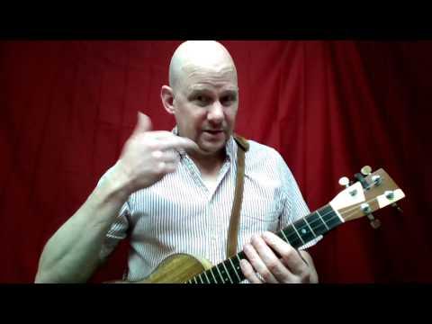 MUJ:  Everyday - Buddy Holly (ukulele tutorial)