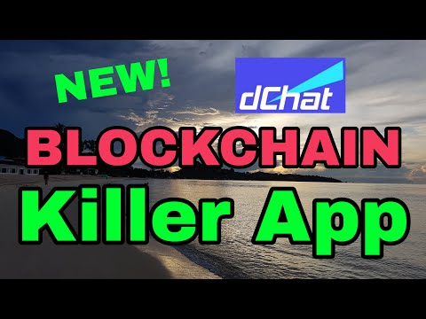 dChat Is The Next Blockchain Killer App. Send Money Or Chat Directly Through Your .CRYPTO Domain