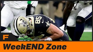 Should The New Orleans Saints Get A Rematch Or A Giant L?! | Weekend Zone!