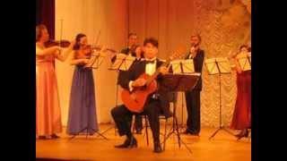 Vivaldi Concerto for Guitar(Mandolin or Lute) and Strings - Nazarii Mykhailiuk&Quattro Corde