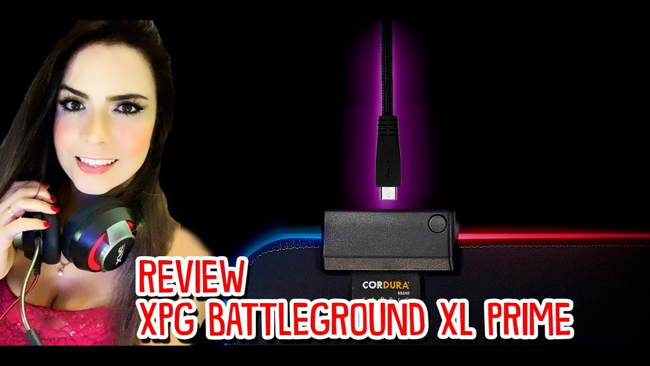 Review Mousepad Batlleground XL Prime XPG