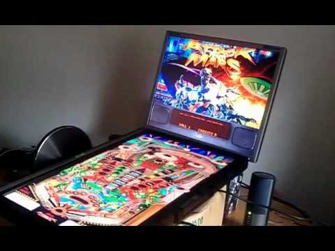 Virtual Pinball / Hyperpin / UVP - YouTube