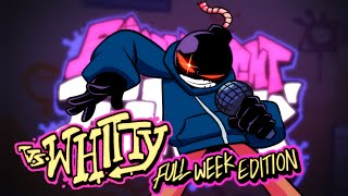 Friday Night Funkin Mod - VS Whitty Full Week (Cutscenes,Human/Bot)