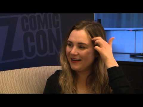 Rachel Miner  Oz Comic Con Perth   April 1, 2016