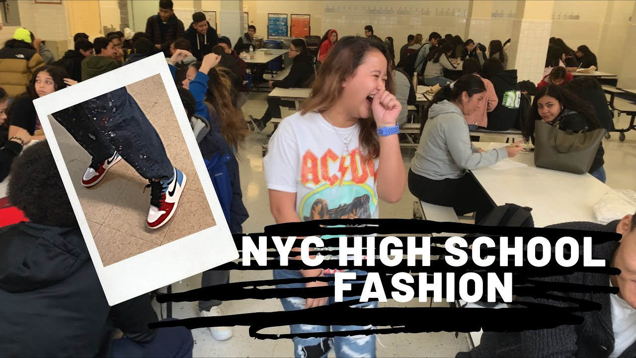 [VIDEO] - WHAT NEW YORKERS ARE WEARING: HIGH SCHOOL EDITION NYC 2019 1
