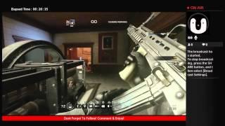 R6 Siege Terrorist hunt