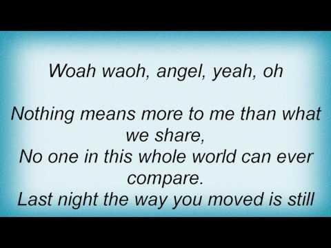 Eternal - Angel Of Mine Lyrics