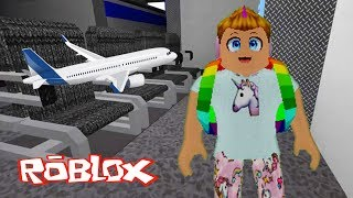 IN THIS MAP I GET LOST!! NEW AIRPORT MAP! 🛫 ROBLOX FLEE THE FACILITY