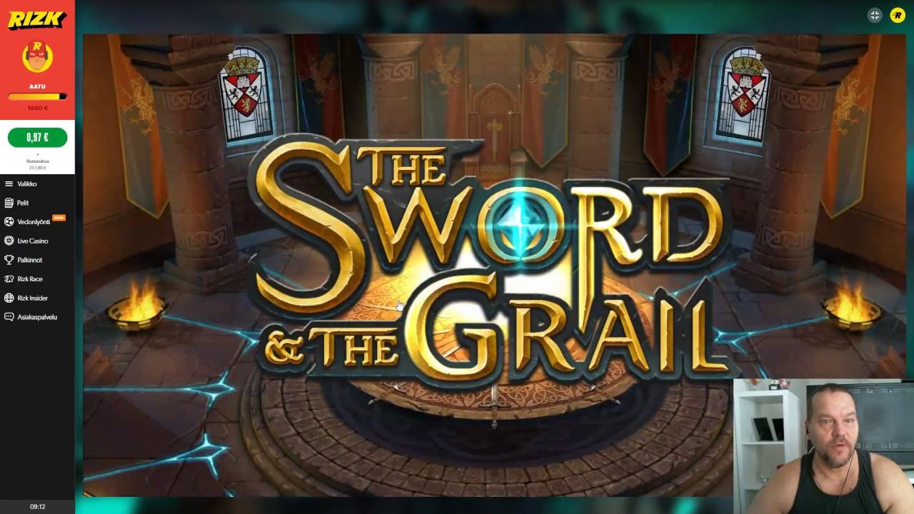 sword the grail rizk casino