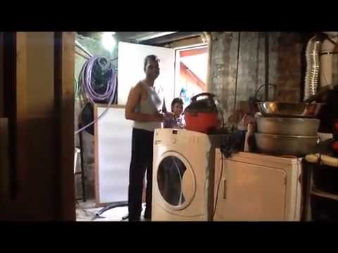 Front Loading Washer G.E. Inexpensive Quick Fix