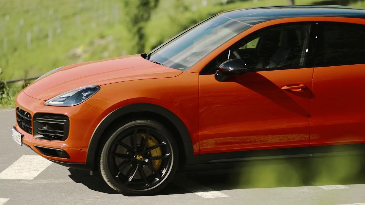 Newspress News - Porsche Cayenne Coupé: Posiblemente el mejor Cayenne de la historia