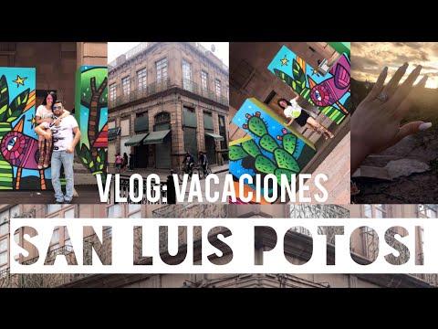 VLOG: San Luis POTOSI | Juany Yasmin